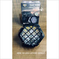 48W 16 LED Lense Grill