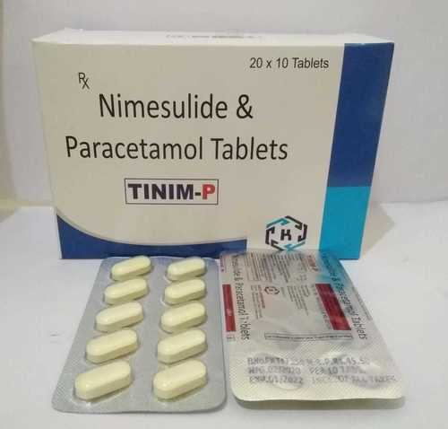 NIMESULIDE 100 MG + PARACETAMOL 325 MG