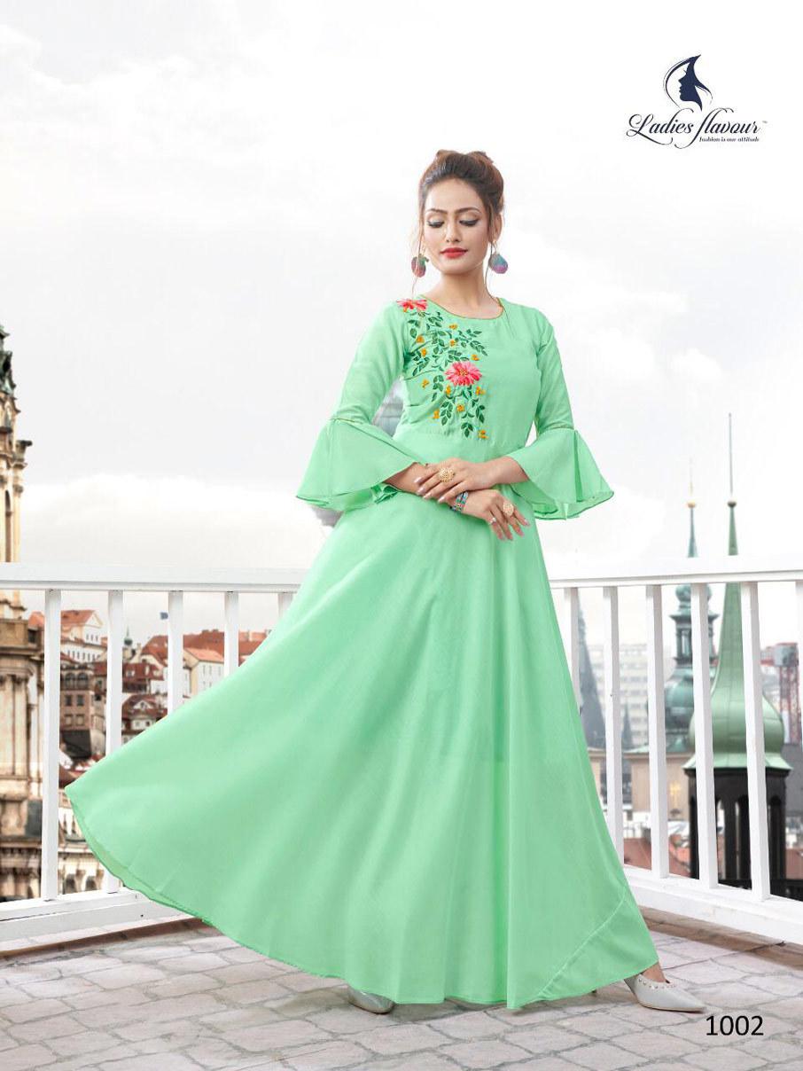 Diss-Miss Ladies Flavour Musline Kurti Manufacturer