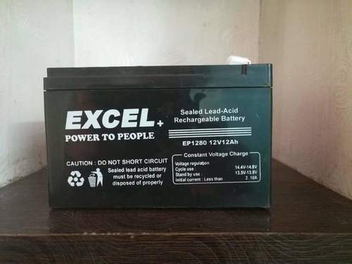 12-12V Emergency Light Battery