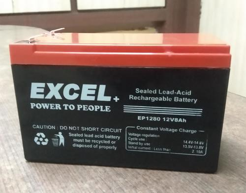 7-12 V Emergency Light Battery