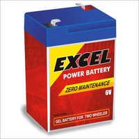6 V Toys Battery