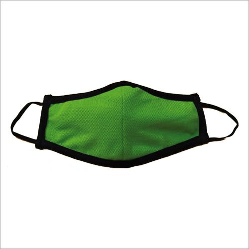 Green Colour Face Mask