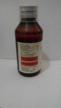DEXTROMETHORPHAN 10 MG + PHENYLEPHRINE HCL 5 MG + CHLORPHENIRAMINE 2 MG