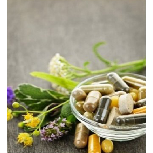 Food Supplements Capsules