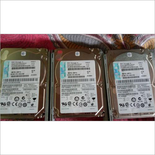 Used SAS Hard Disk