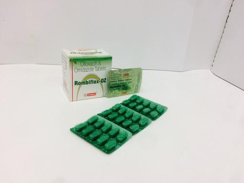 Ofloxacin, Ornidazole