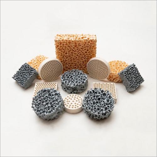 Ceramic Foam Filters