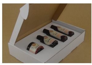 corrugated medicine packaging box