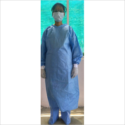 Waterproof Protection Gown
