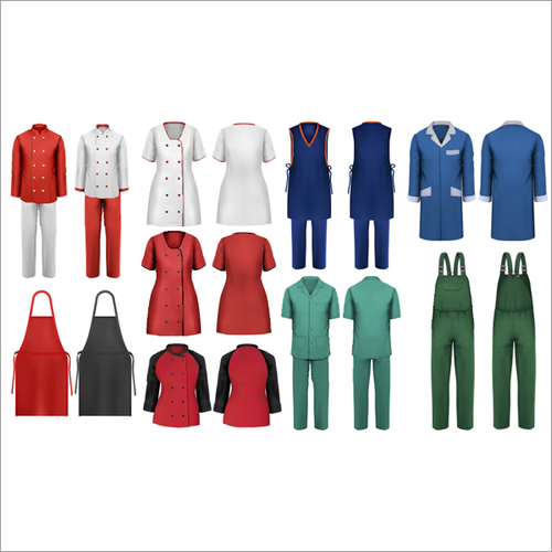 Hospitals, Hotels & Factory Uniforms