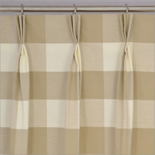 Single To Triple Pleats Plus  Curtains