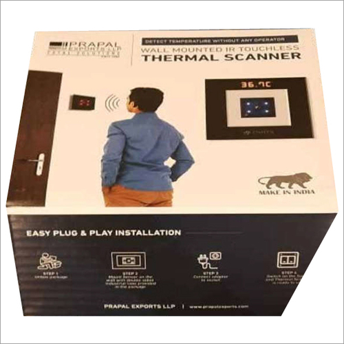 Wall Mount Scanner