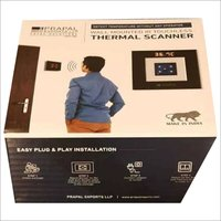 Wall Mount Infrared Thermal Touchless Thermal Scanner