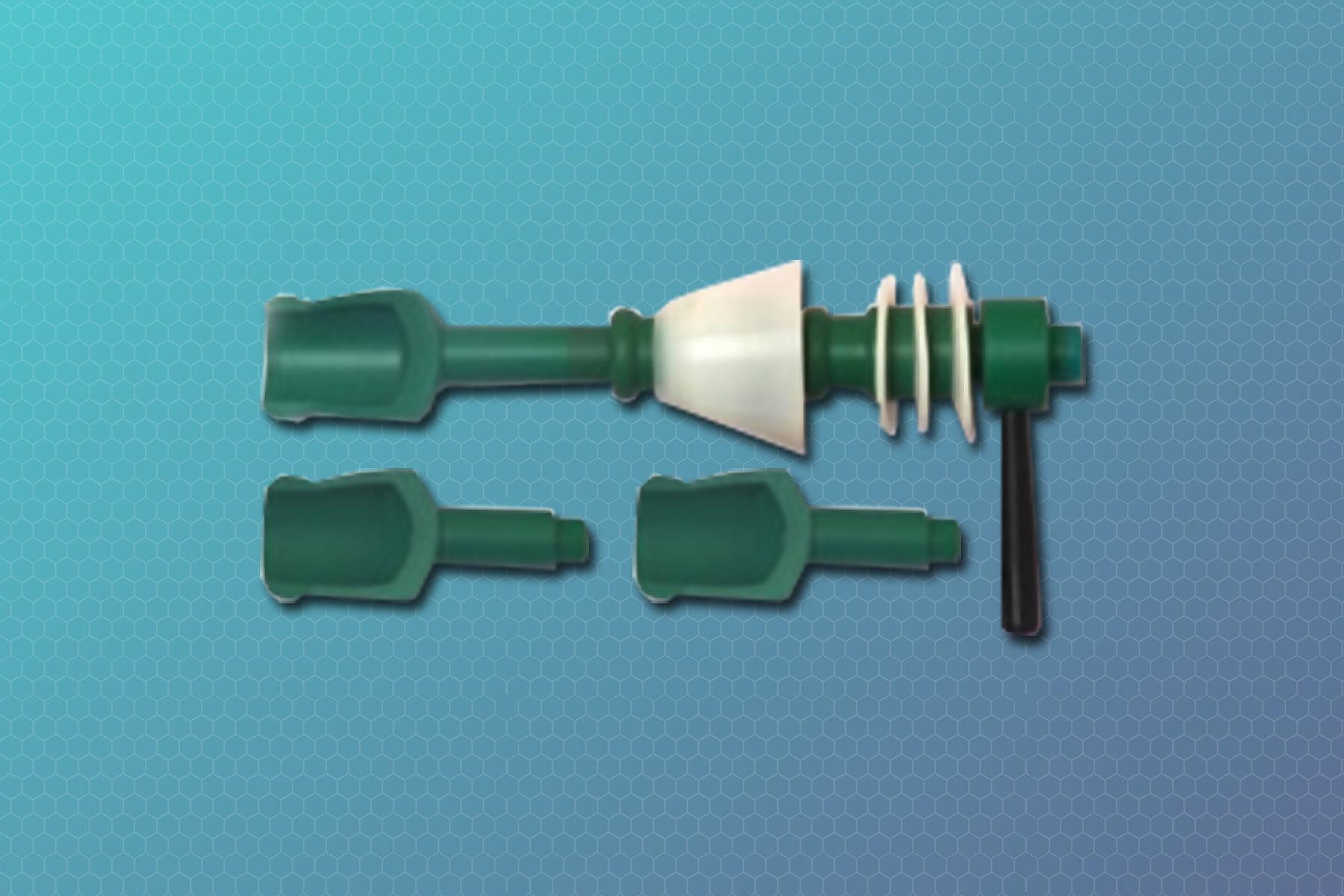 Utrine Manipulator Mangeskar Type Set