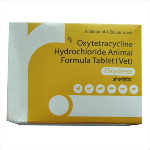 OXYTETRACYCLINE  Animal Formula Tablets