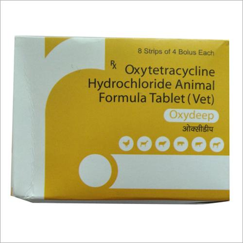 OXYTETRACYCLINE  Animal Formula Tablets