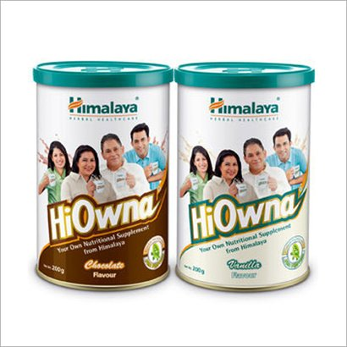 Hiowna Nutritional Supplement Dosage Form: Powder