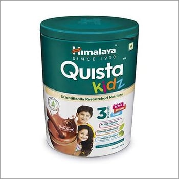 Himalaya Quista Kidz Nutrition Supplement Dosage Form: Powder