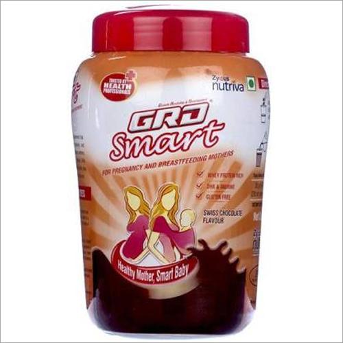 Grd Smart Chocolate Flavour Health Supplement Dosage Form: Powder