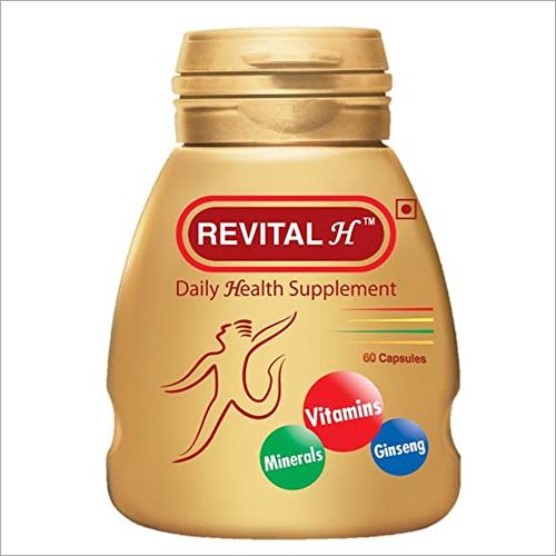 Revital-H Health Supplement Dosage Form: Capsule