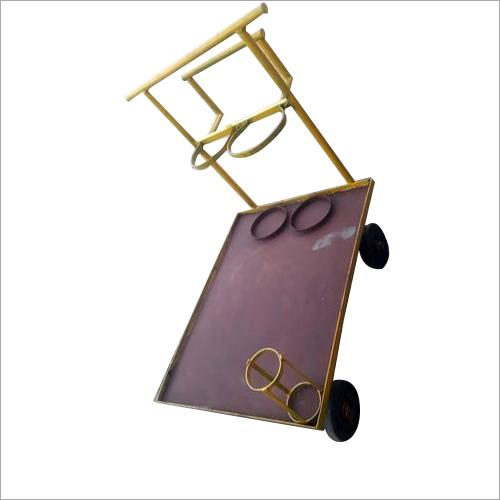 MS Material Handling Trolley