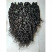 Raw Virgin Curly Human Hair, 100% Raw Unprocessed Hair