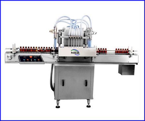 Automatic Volumetric Filling Machine