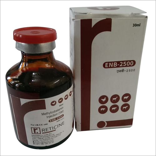 30ml mecobalamin 2500mcg/ml Injection