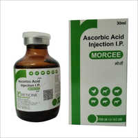 30 ML Ascorbic Acid Injection IP