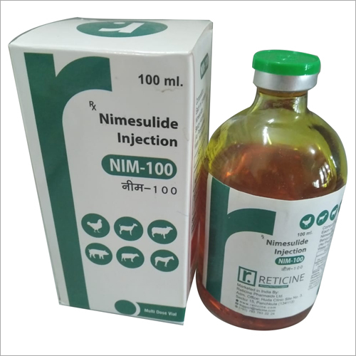 100 ml Nimesulide Injection