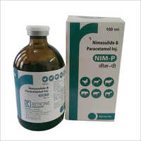100 ml Nimesulide & Paracetamol Injection