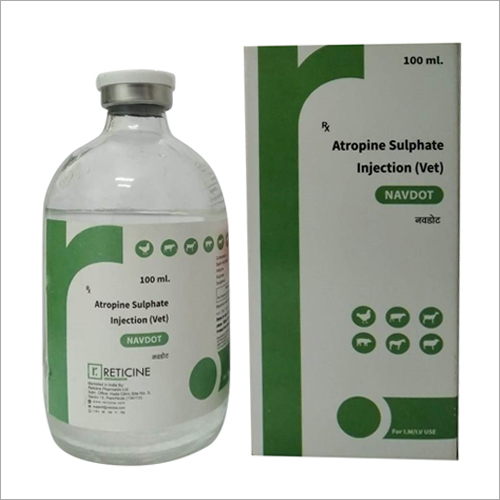 100 ML Atropine Sulphate Injection