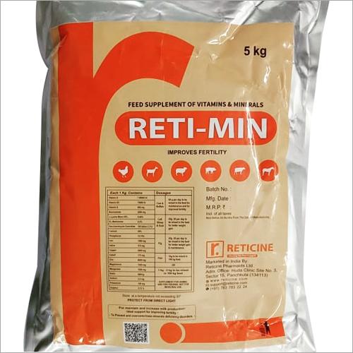 5 kg Feed Supplement Of Vitamin & Minirals