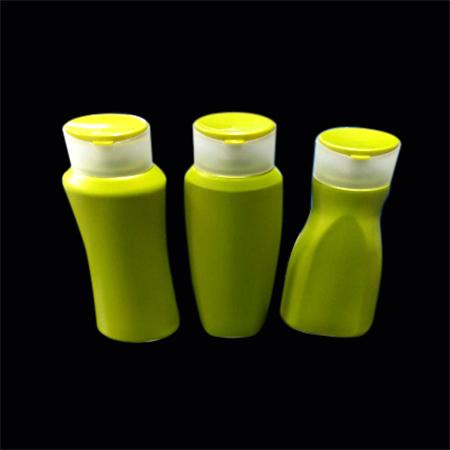 200 ml Bottles with 2 Pcs Fliptop Cap