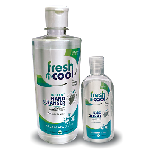 Fresh n Cool Hand Sanitizer Gel