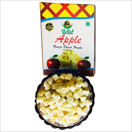 Apple Freeze Dried Fruits