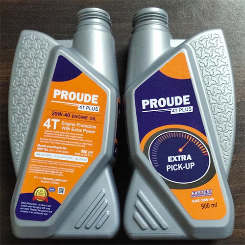 20W-40 Proude 4T Plus  Engine Oil