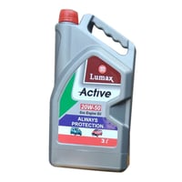 20W-50 Active Gas Engine Oil