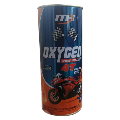 20W-40 Oxygen 4T Engine Oil