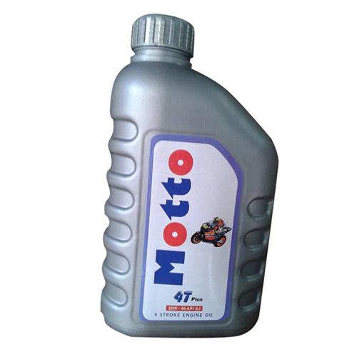 20W-40 Motto 4T Plus 4 Stroke Engine Oil