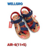 Wellgro Kids Party Wear Sandal