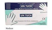 Un Tuch Examination Medium Gloves