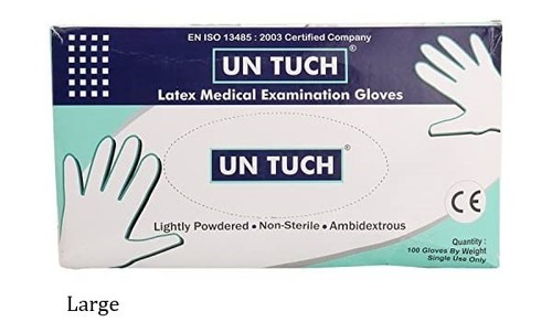 Un Tuch Examination Large Gloves
