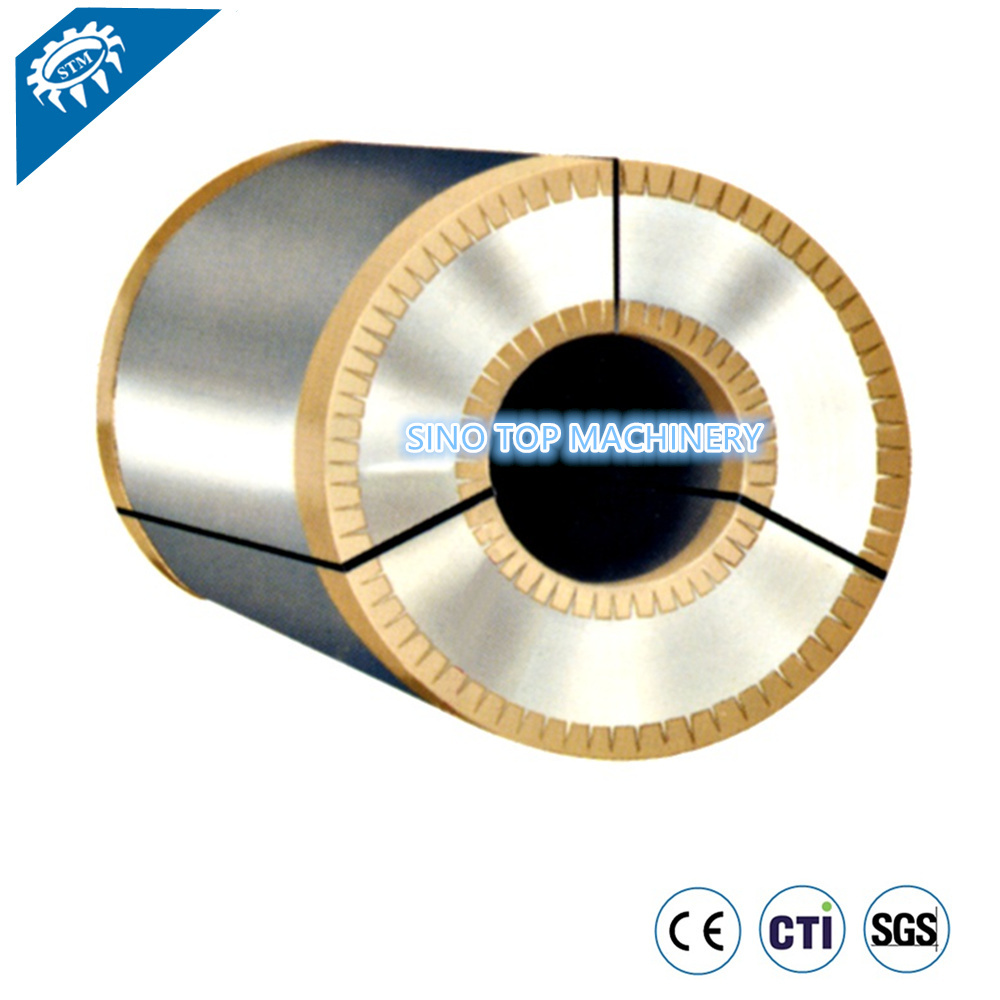 Steel coil edge protector