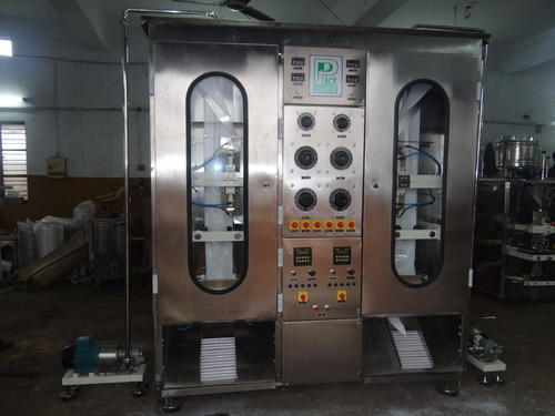 Edible Oil Packing Machine PP 2000 D I O