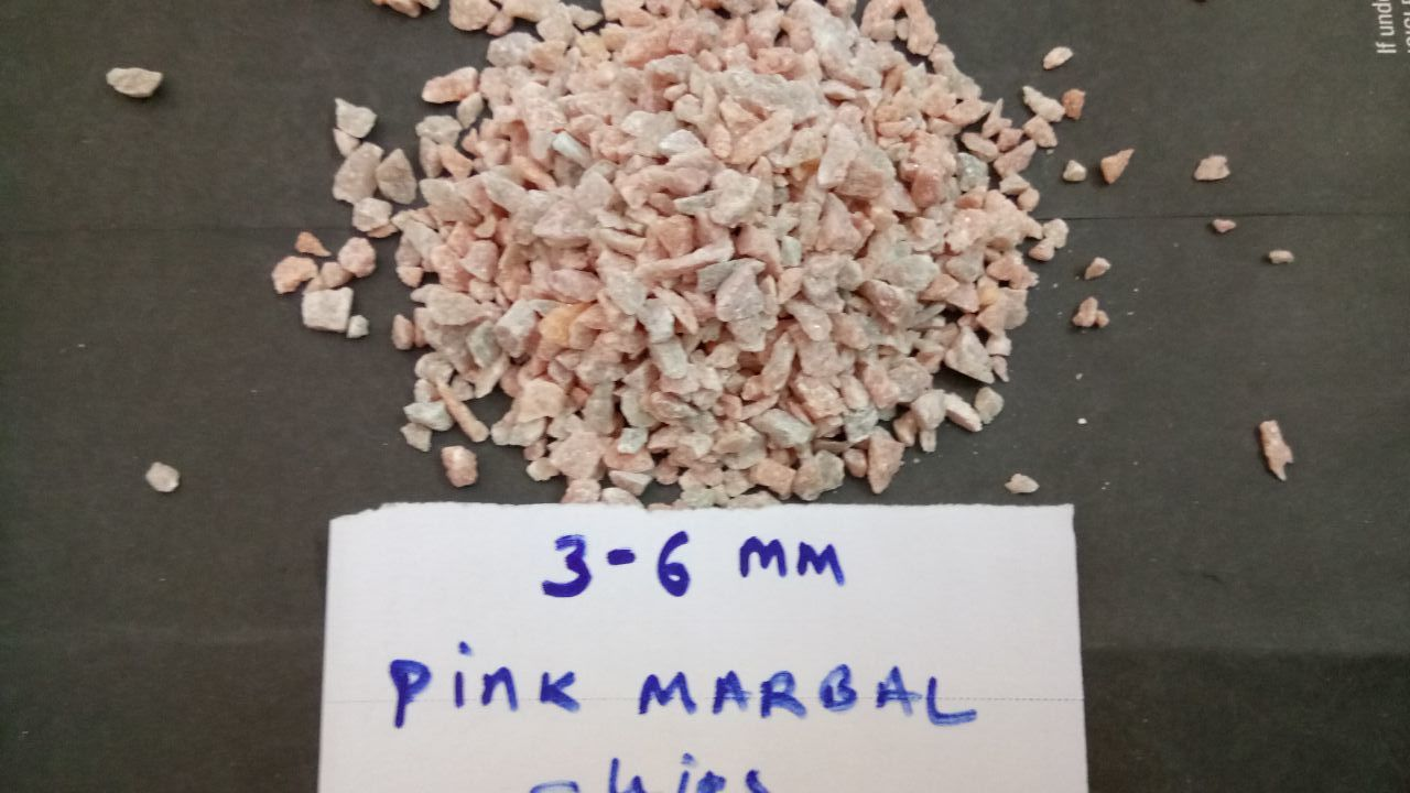 Indian Direct Factory Supply Terrazzo Floor And Industrial Rojo Pink Marble Chips