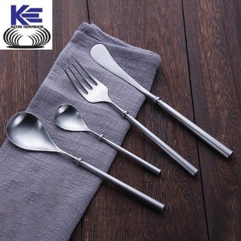Stainless Steel Cutlery with Matt Finish