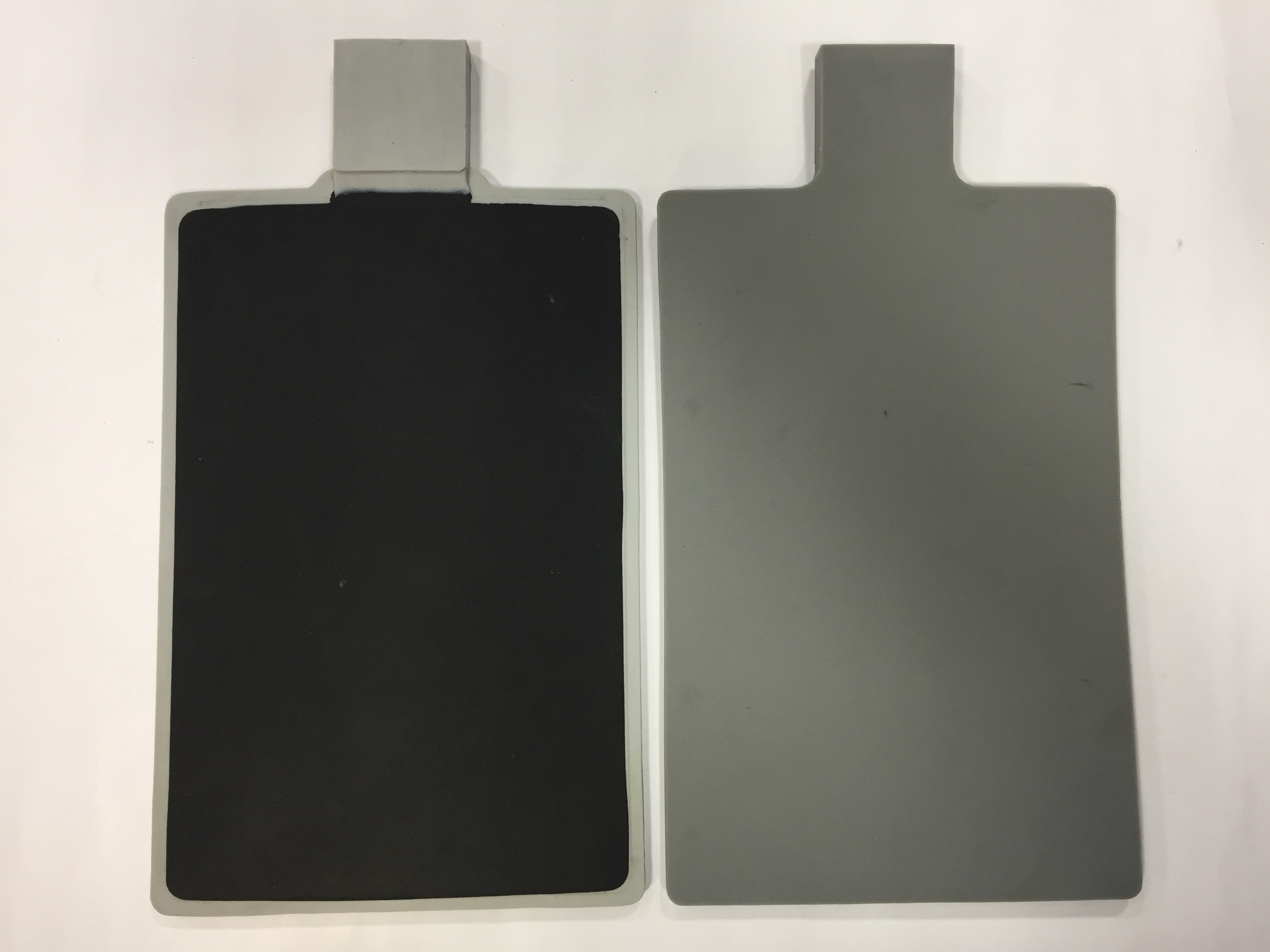 silicon patient plate(one side conductive)