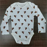 All Over Print Infant Baby Romper